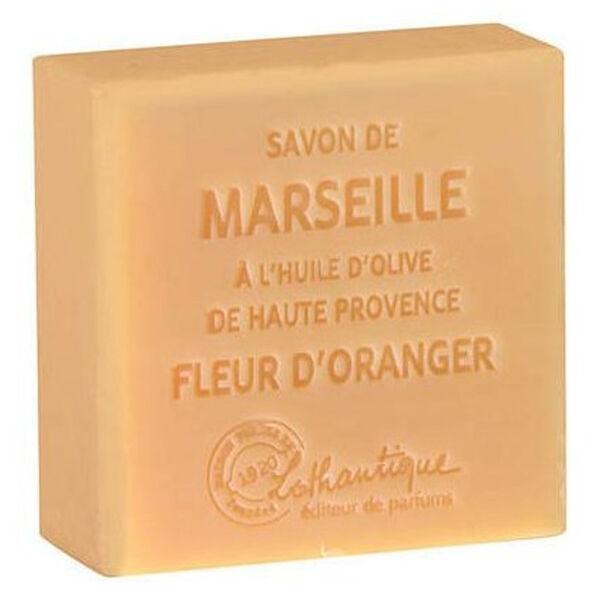 Lothantique Les Savons de Marseille Savon Solide Fleur d'Oranger 100g