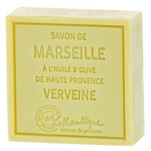 Lothantique Les Savons de Marseille Savon Solide Verveine 100g