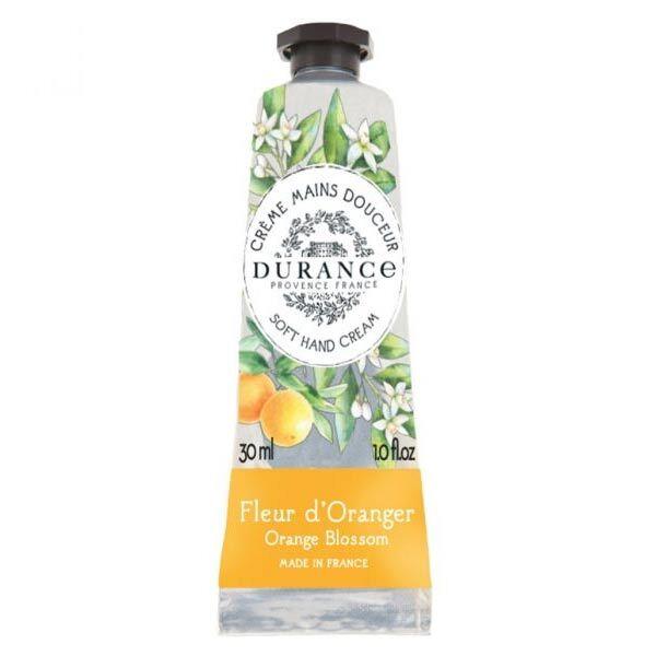 Durance Fleur d'Oranger Crème Mains Douceur 30ml