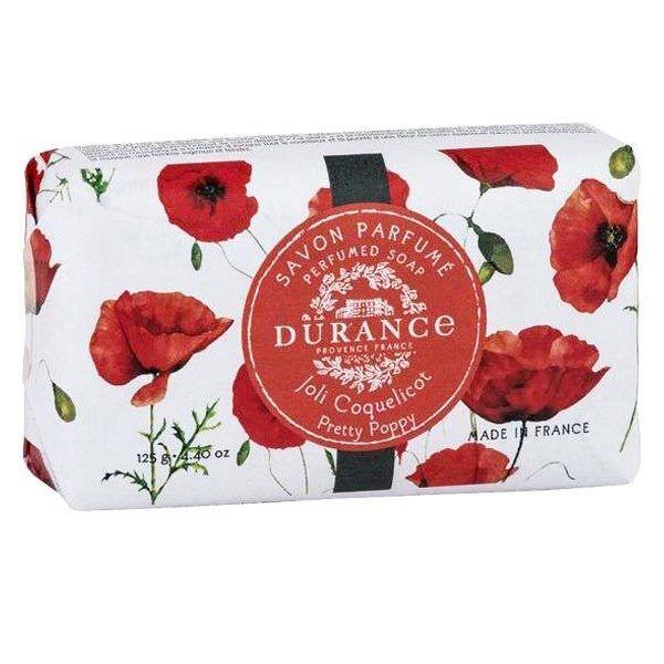 Durance Joli Coquelicot Savon Parfumé 125g