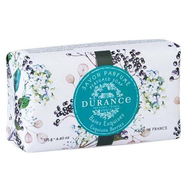 Durance Baies Exquises Savon Parfumé 125g