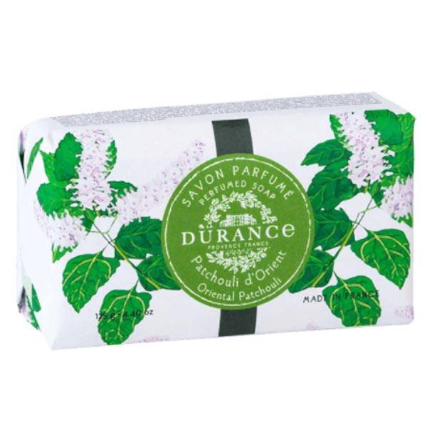 Durance Patchouli d'Orient Savon Parfumé 125g