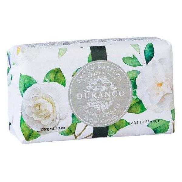 Durance Camélia Éclatant Savon Parfumé 125g