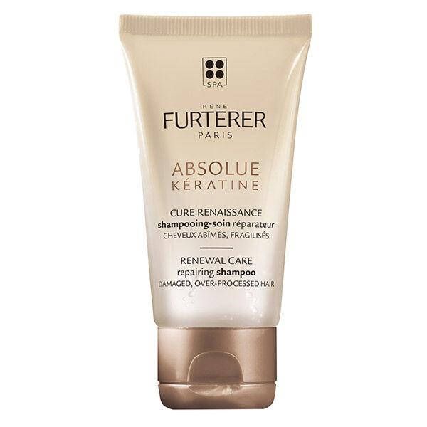 René Furterer Absolue Kératine Shampoing-Soin Réparateur 50ml
