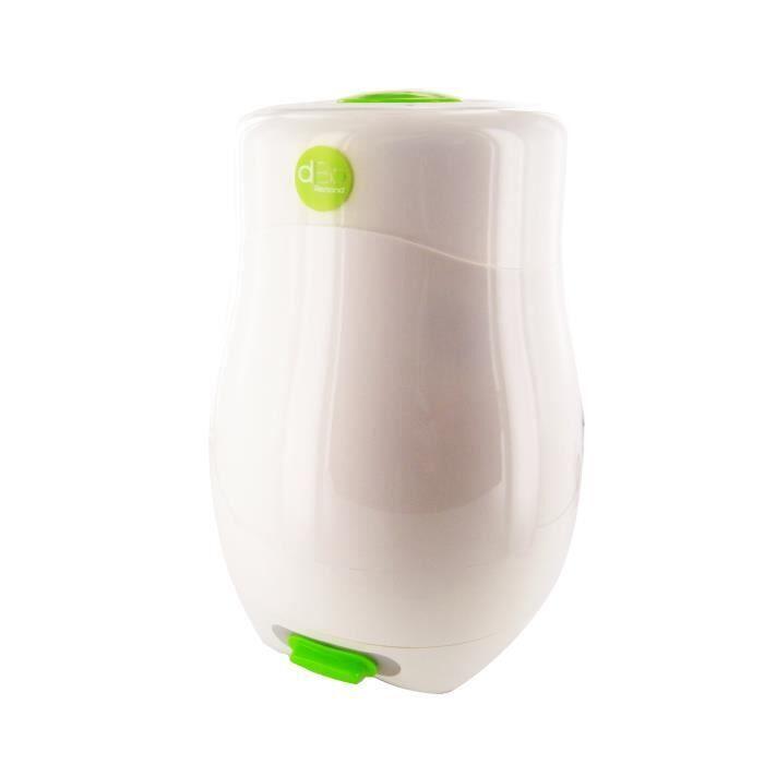 dBb Remond Stérilisateur Electrique New Style Blanc