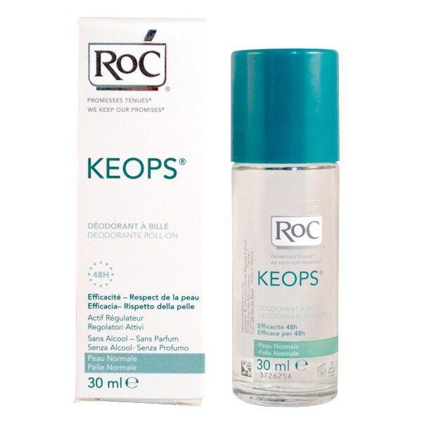 Keops Déodorant Bille 48h 30ml