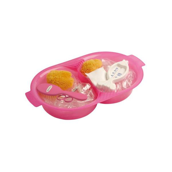 dBb Remond Set de Toilette Rose Translucide