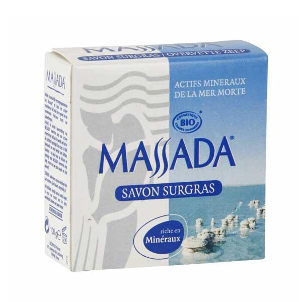 Massada Savon Surgras Bio 100g