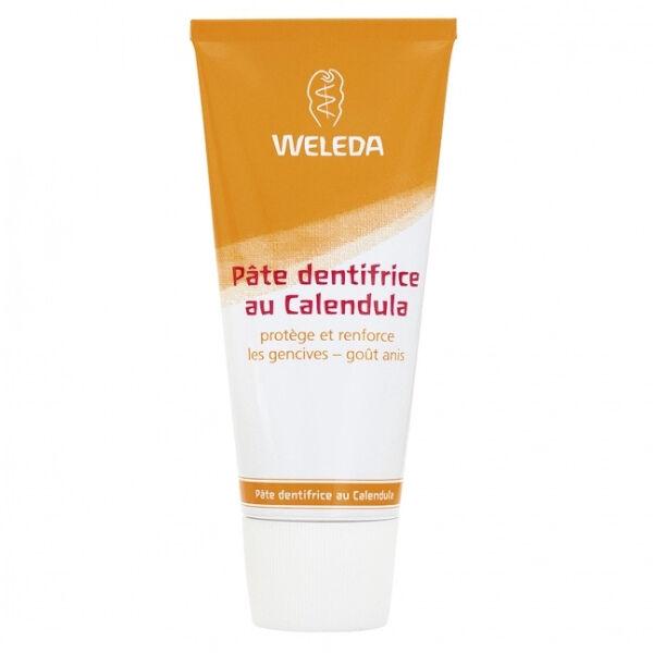 Weleda Pâte Dentifrice au Calendula 75ml