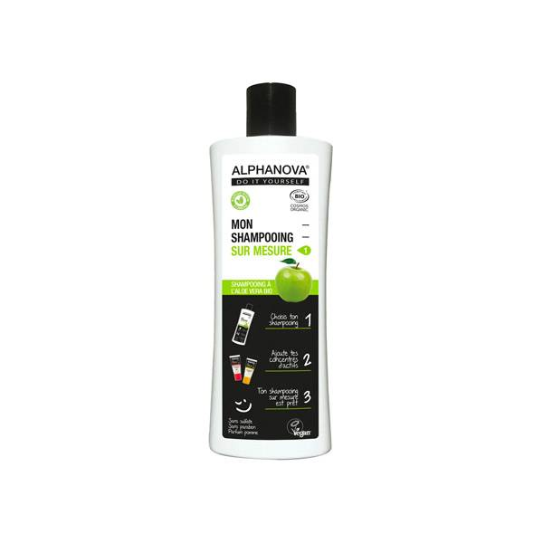 Alphanova Mon Shampooing Sur Mesure Pomme Bio 200ml