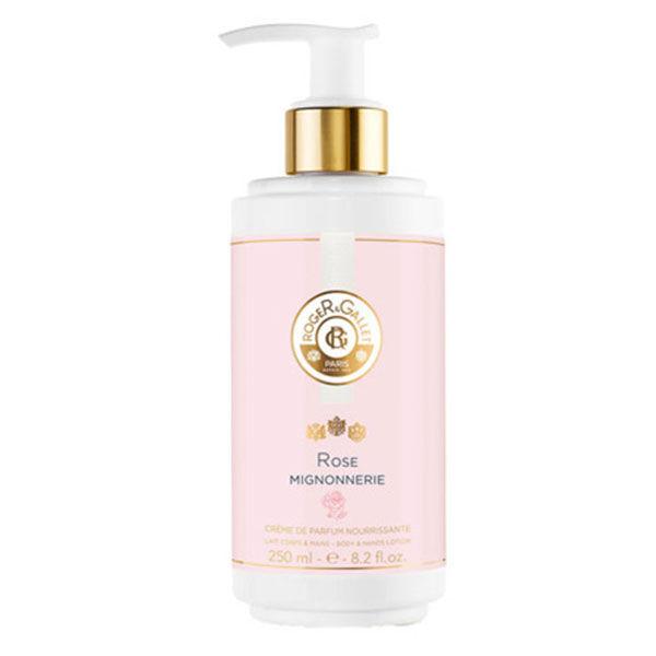 Roger & Gallet Rose Mignonnerie Crème de Parfum Nourrissante Corps et Main 250ml