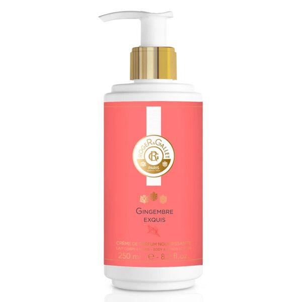 Roger & Gallet Gingembre Exquis Crème de Parfum 250ml