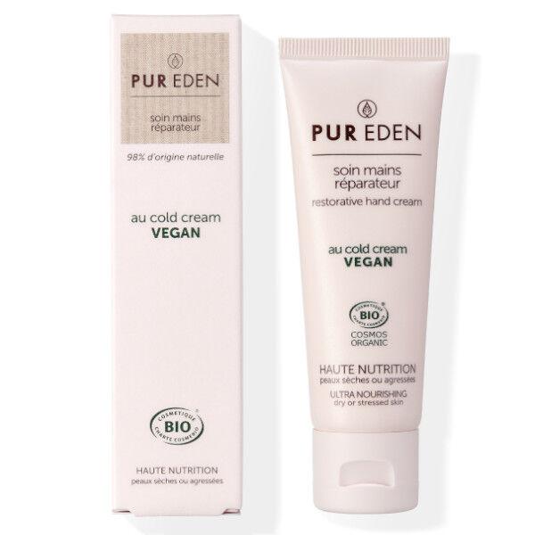 Pur Eden Soin Mains Réparateur Bio 50ml