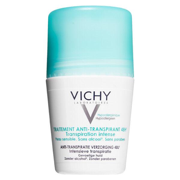 Vichy Déodorant Anti-Transpirant 48h Roll-On 50ml