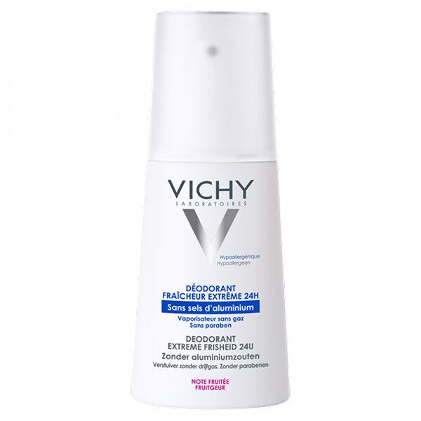 Vichy Déodorant Spray Fraîcheur Extrême 24h 100ml