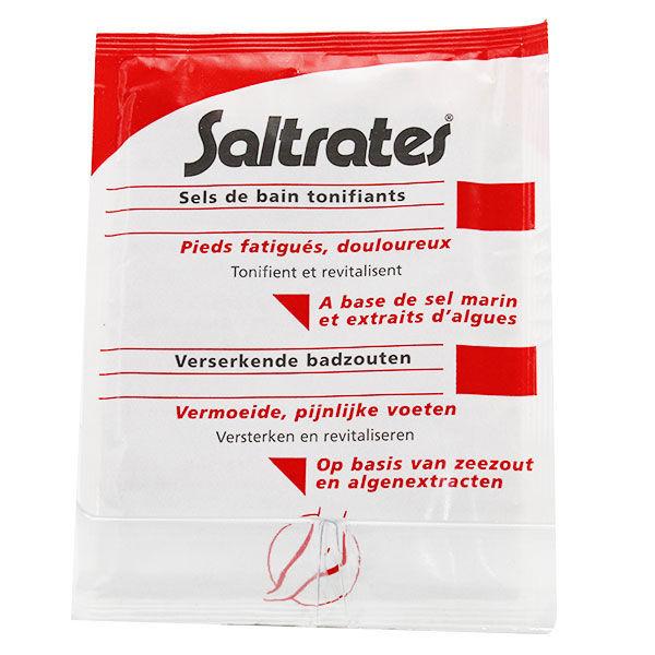 Saltrates Sels de Bains Tonifiants Pieds Fatigués Douloureux 20g