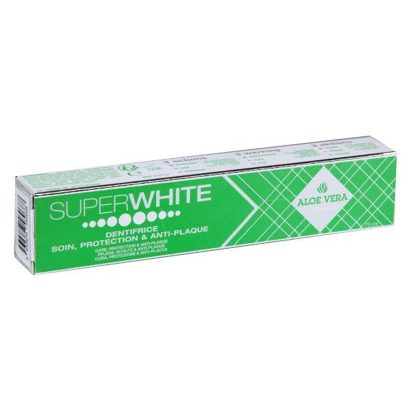 SuperWhite Dentifrice Aloe Vera 75ml