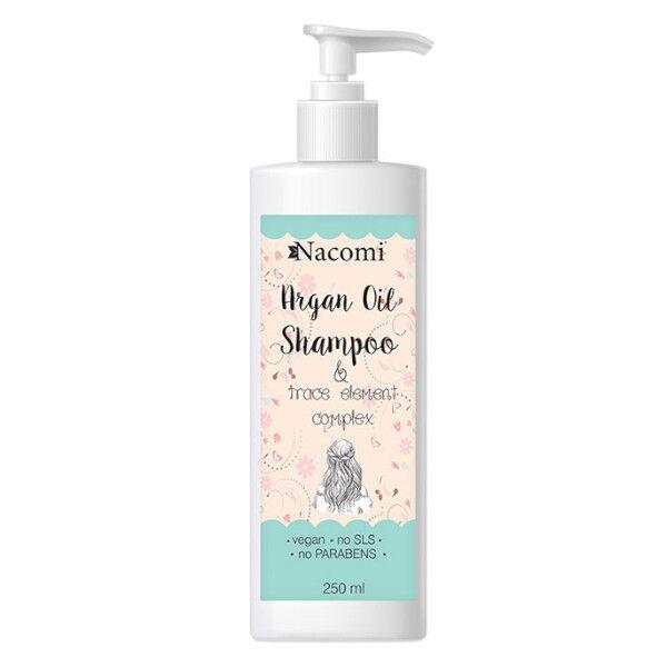 Nacomi Shampooing Huile d'Argan 250ml