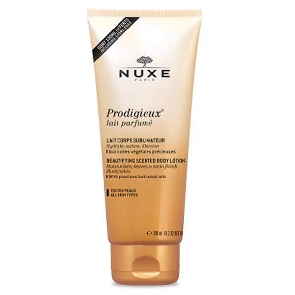 Nuxe Prodigieux Lait Parfumé Sublimateur Corps 300ml