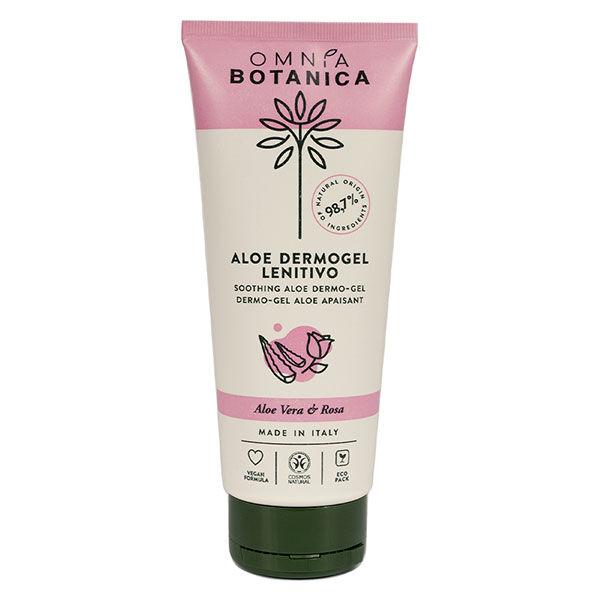 Omnia Botanica Aloe Vera & Rose Dermo-Gel Adoucissant 200ml