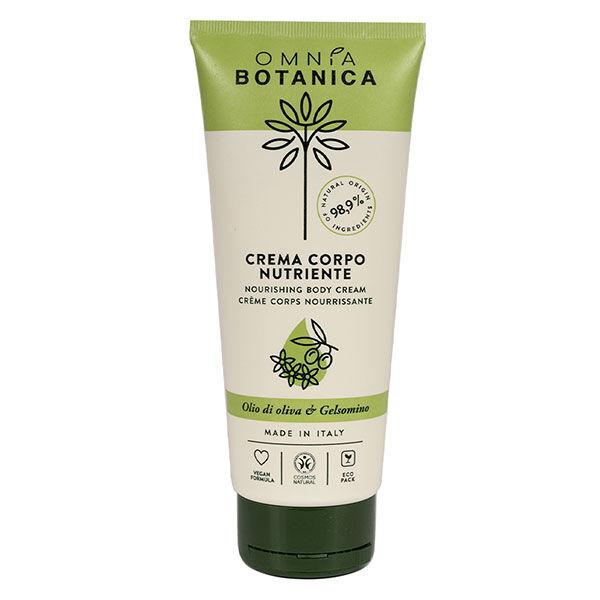 Omnia Botanica Huile d'Olive & Jasmin Crème Corps Nourrissante 200ml