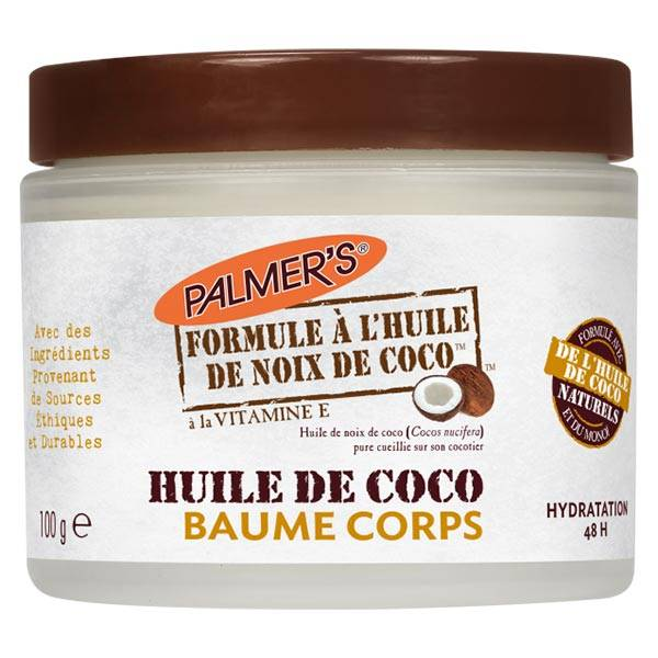 Palmer's Huile de Coco Baume Corps 100g