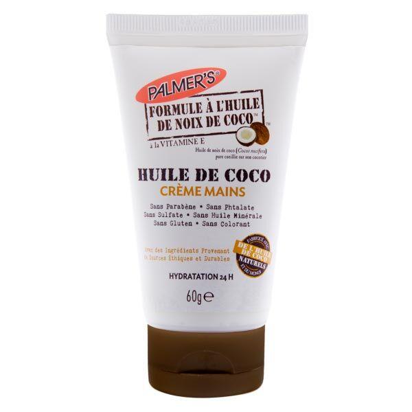 Palmer's Huile de Coco Crème Mains 60g