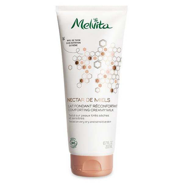 Melvita Nectar de Miels Lait Fondant Bio 200ml
