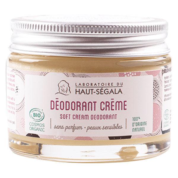 Haut Ségala Haut-Ségala Déodorant Crème Non Parfumé Bio 50g
