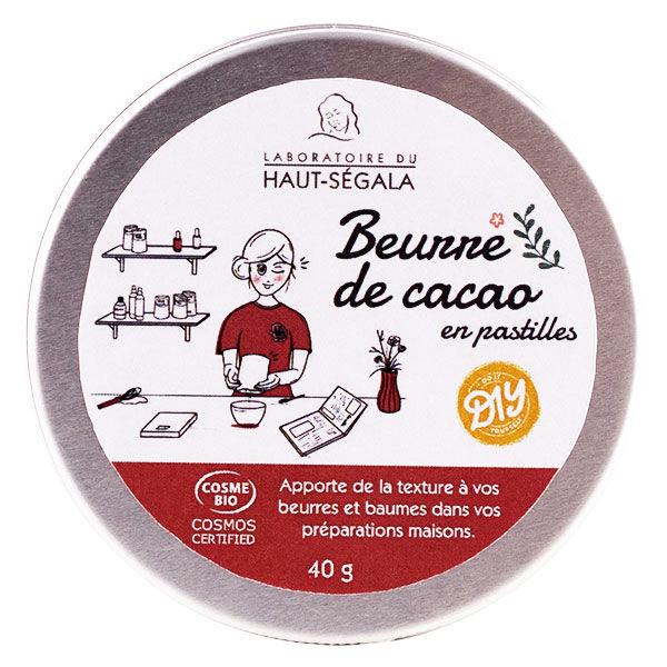 Haut Ségala Haut-Ségala Beurre de Cacao Biologique 40g