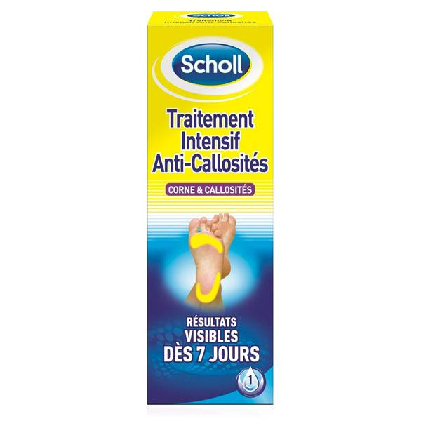 Scholl Traitement Intensif Anti-Callosités 75ml