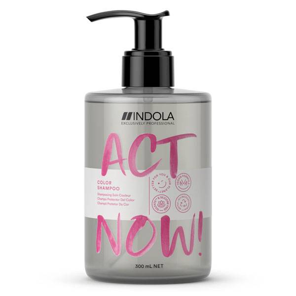 Act Now Shampooing Cheveux Colorés 300ml