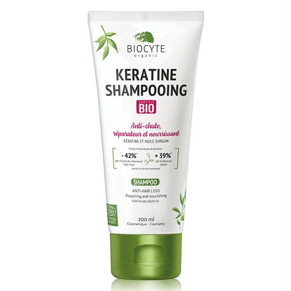 Biocyte Keratine Fort Shampooing 200ml