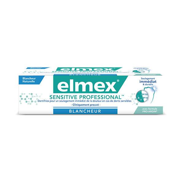 Elmex Sensitive Professionnal Blancheur Dentifrice 75ml