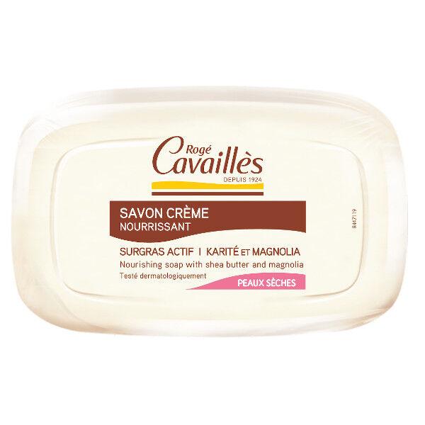 Rogé Cavaillès Savon Crème Beurre de Karité & Magnolia 115g