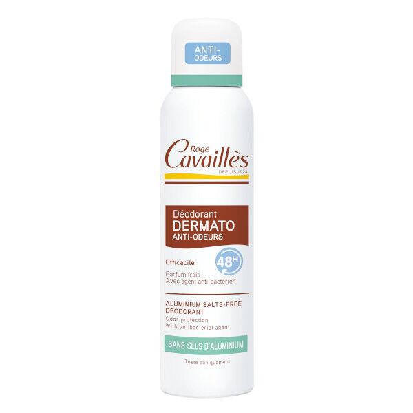 Rogé Cavaillès Rogé Cavailles Dermato Déodorant Anti-Odeurs Spray 150ml