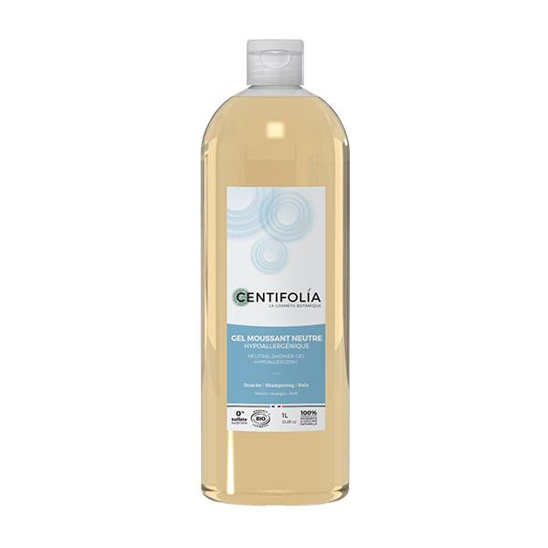 Centifolia Gel Moussant Neutre 1L