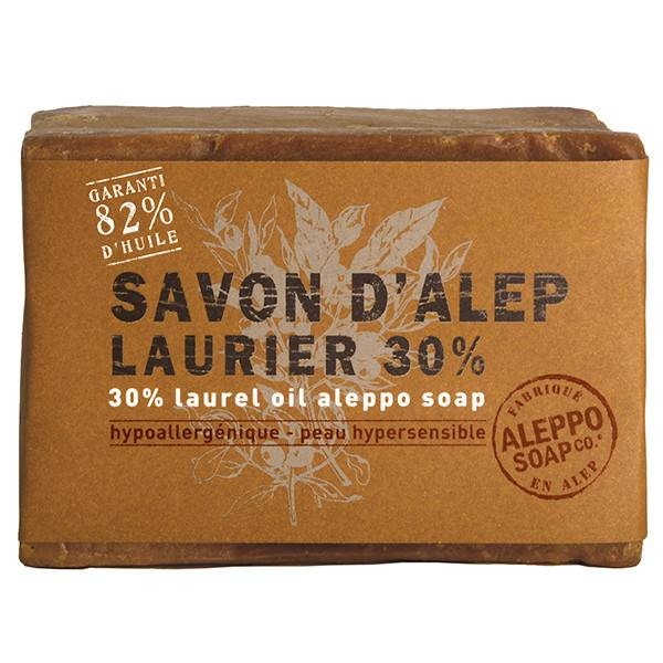 Tadé Savon Alep Laurier 30% 200g