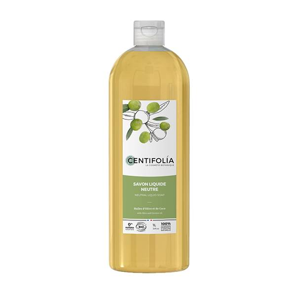 Centifolia Neutre Savon Liquide Bio 1L