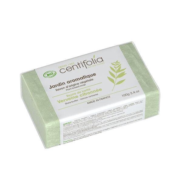 Centifolia Savon Jardin Aromatique Verveine Citronnee 100g