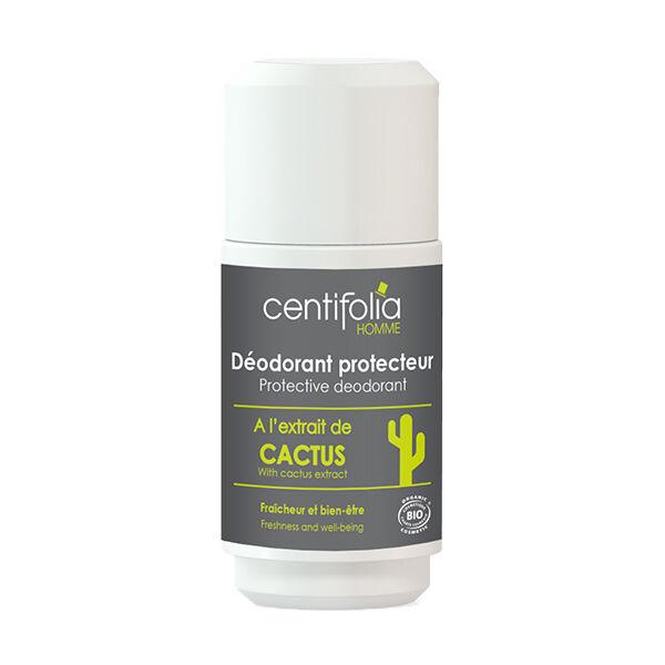 Centifolia Homme Déodorant Protecteur Flacon Bille 50ml