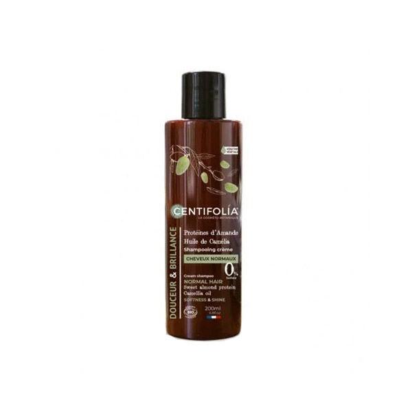 Centifolia Cheveux Shampooing Crème Cheveux Normaux Bio 200ml