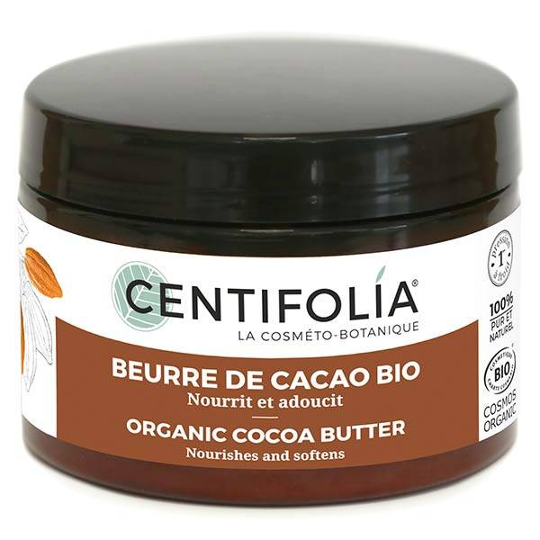 Centifolia Beurre de Cacao Bio 125ml