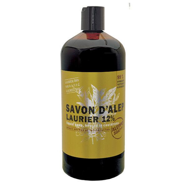 Tadé Savon Alep Liquide 12% Laurier 1L