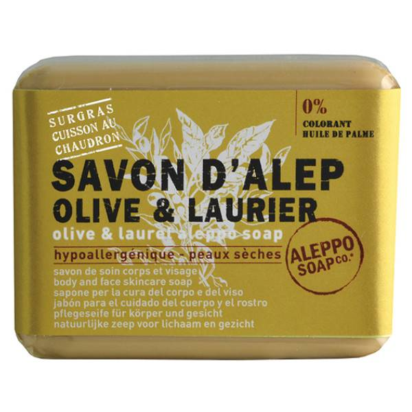 Tadé Savon Alep Olive & Laurier 100g