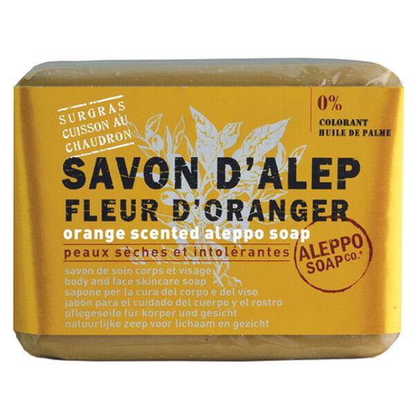 Tadé Savon Alep Fleur d'Oranger 100g
