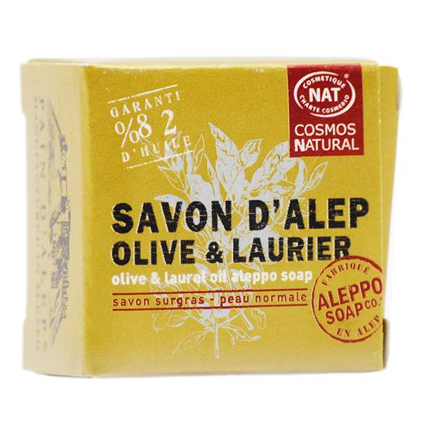 Tadé Savon Alep Olive & Laurier 12g