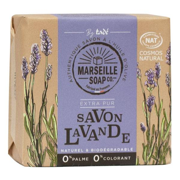 Tadé Savon de Marseille Lavande 100g