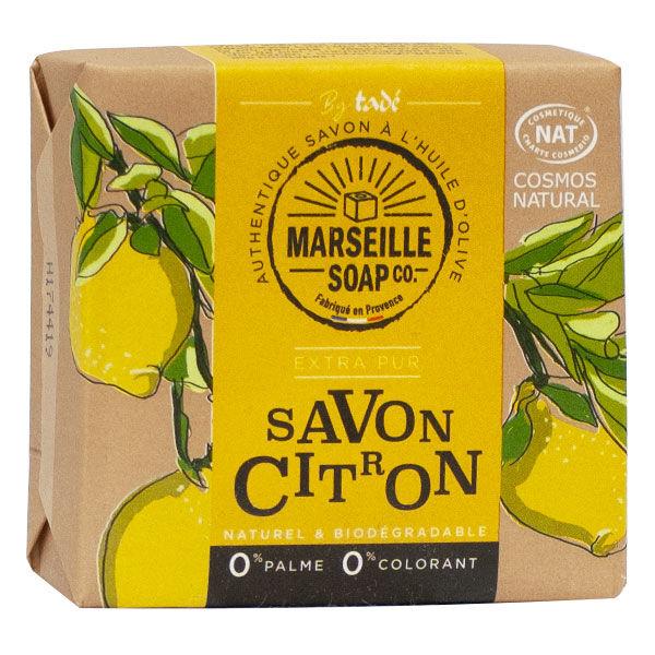 Tadé Savon de Marseille Citron 100g
