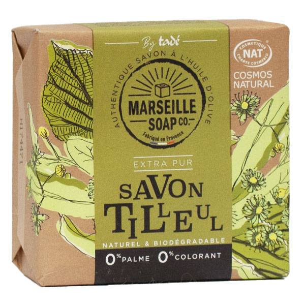 Tadé Savon de Marseille Tilleul 100g